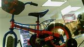 HUFFY SPIDERMAN KIDS BIKE